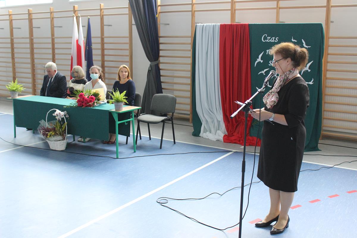 Galeria zdjęć: Inauguracja roku szkolnego 2021/2022
