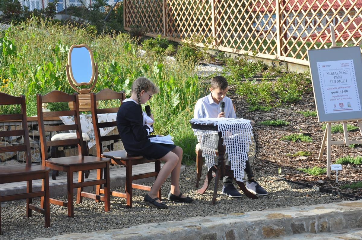 Galeria zdjęć: Otwarcie ogrodu botanicznego - piknik zdrowotny w Pruchniku