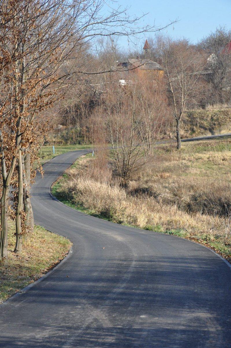 Galeria zdjęć: Remont drogi gminnej Hawłowice Dolne - Hawłowice Górne (nr dz. 417)