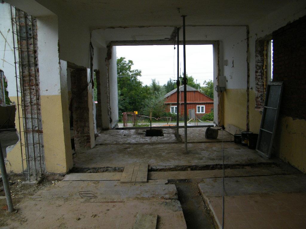 Galeria zdjęć: Rozbudowa, nadbudowa i przebudowa budynku świetlicy wiejskiej przy OSP w Hawłowicach
