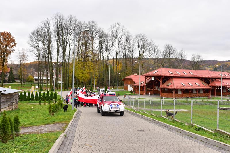 Galeria zdjęć: 11 listopada - Gminne Obchody Narodowego Święta Niepodległości w Pruchniku