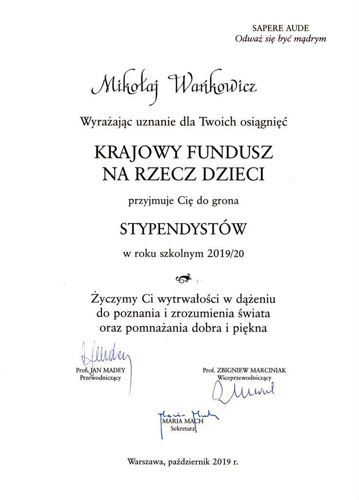 Galeria zdjęć: Akordeonista z Jodłówki wystąpił w Zamku Królewskim w Warszawie!