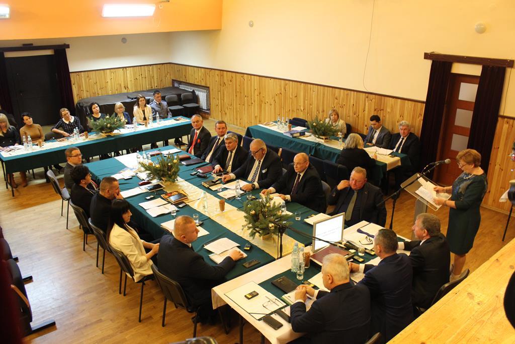 Galeria zdjęć: Budżet Gminy Pruchnik na 2020 rok przyjęty jednogłośnie