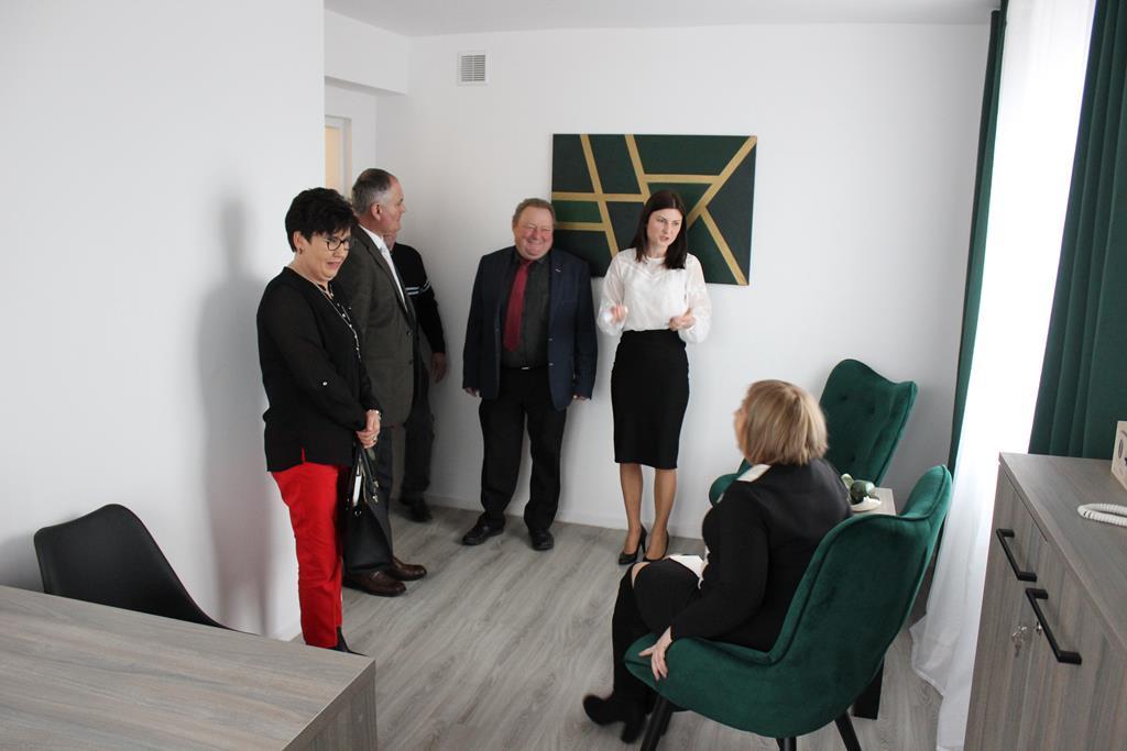 Galeria zdjęć: Oficjalne otwarcie filii ŚDS przy ul. Szkolnej w Pruchniku.