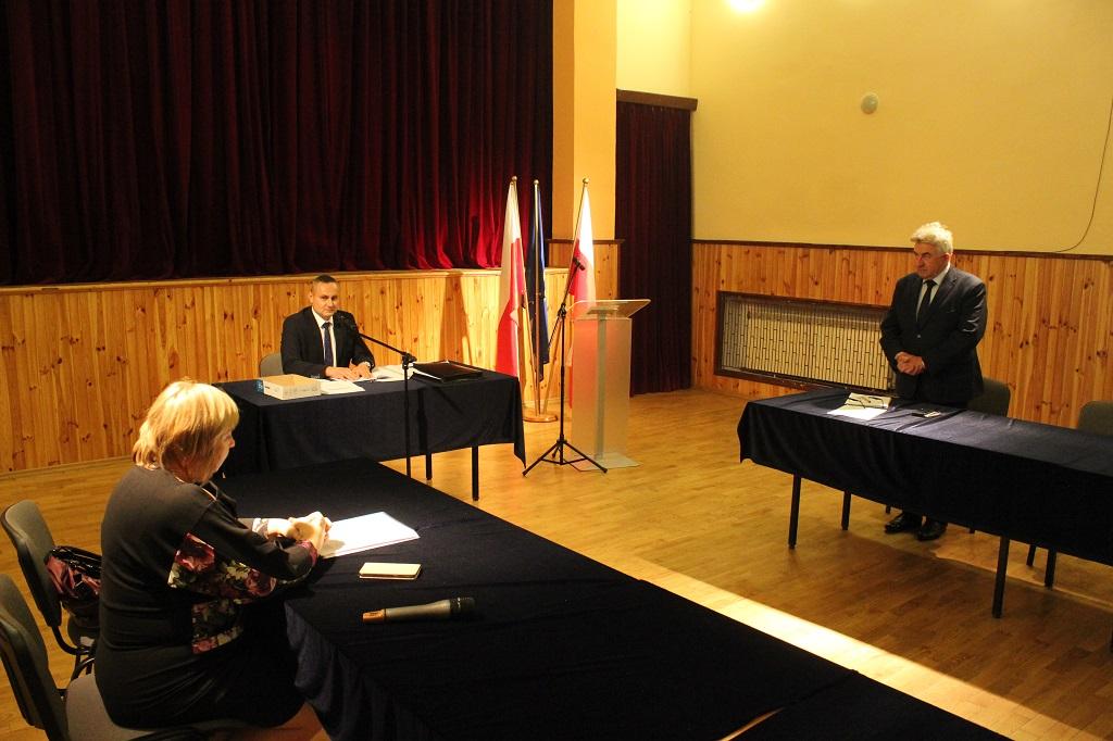 Galeria zdjęć: Rada Miejska w Pruchniku udzieliła absolutorium Burmistrzowi Pruchnika za 2019 rok